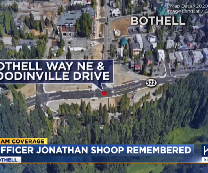 Officer Jonathan Shoop remembered...
