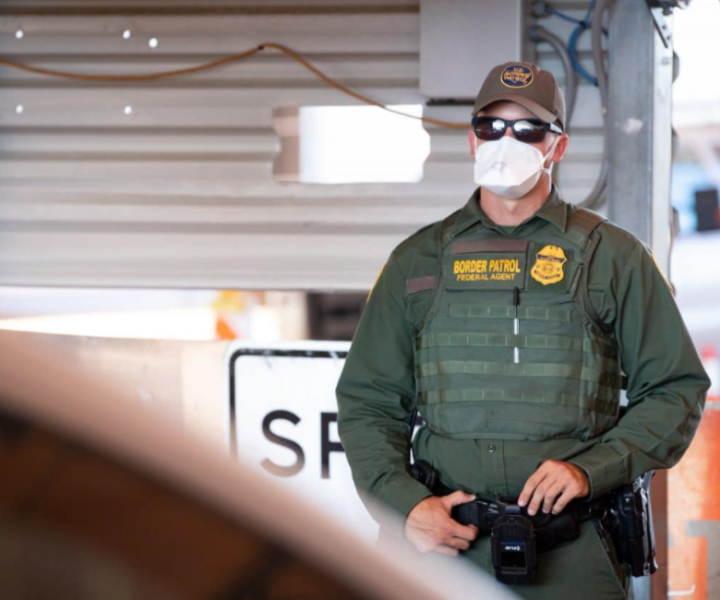 Photo courtesy of U.S. Customs and Border Protection