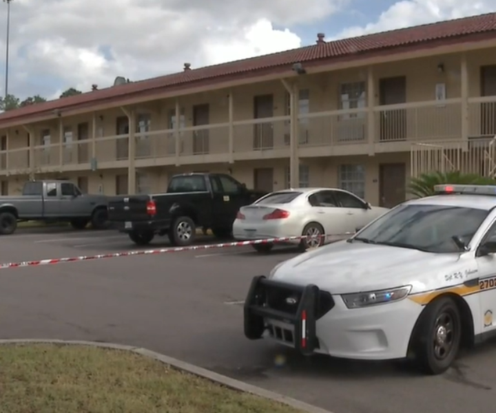 JSO: Shooting, carjacking at Southside hotel leads to police chase, crash